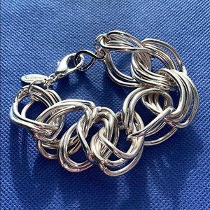 Talbots link bracelet